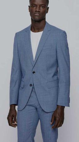 HUGO BOSS Fato Slim Fit Tropical Virgin Wool [OFFICIAL] Suit