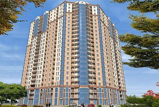 "ЖК"" Гагаринский"" Аркадия 3х комнатная квартира в Одессе возле моря"