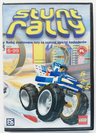 LEGO Stunt Rally PL