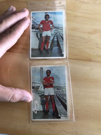 BENFICA Ases do futebol anos 71/72 aceito ofertas SLB