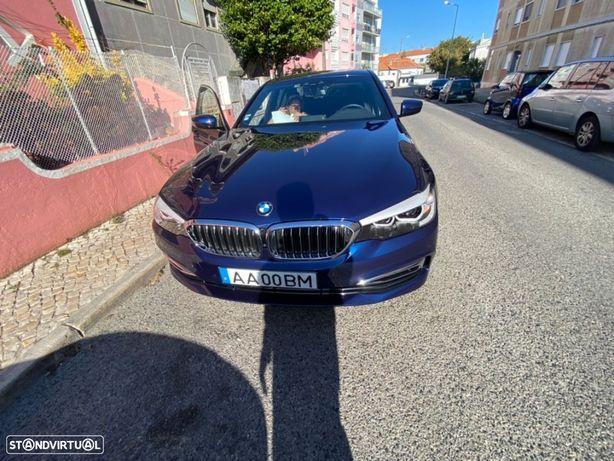 BMW 530 e iPerformance Line Luxury