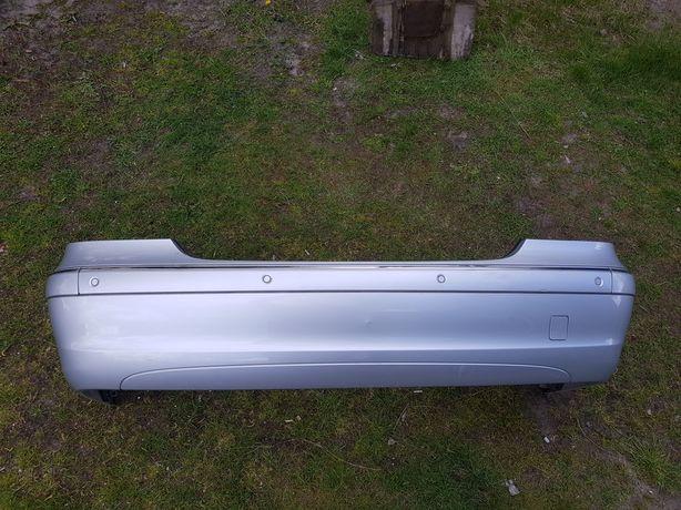Zderzak tylny Mercedes W211 srebrny C775