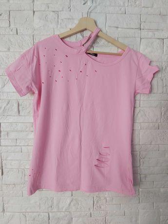 Bluzka nowa pink