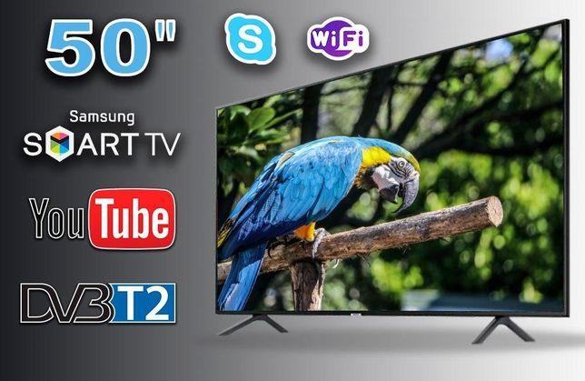 "Телевизор Samsung 50"" SmartTV +T2 + WiFi 4К СМАРТ ТВ Харьков (474849)"