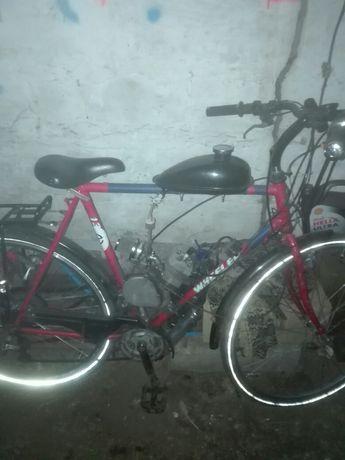 Rower spalinowy wheeler 80