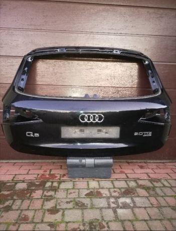 klapa bagażnika Audi Q5 czarna LZ9Y