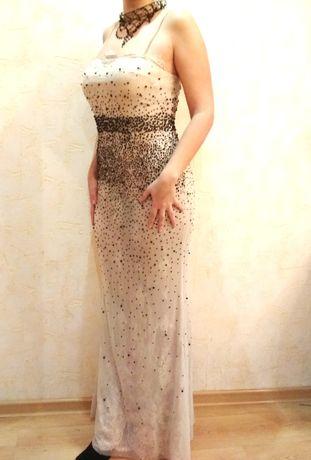 Вечернее выпускное Нарядное платье