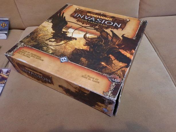 Warhammer Invasion, Assault on Ulthuan, corruption cycle 4dodatki. ANG