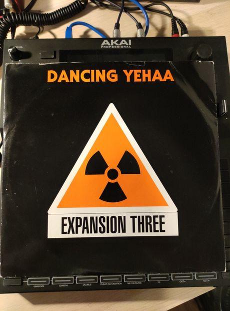 Expansion Three - Dancing Yehaa / Generation (DMX 10005)