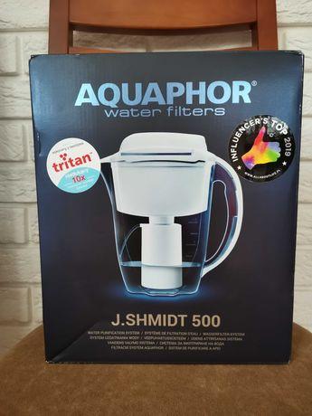 Mobilny system uzdatniania wody J.Shmidt 500 Aquaphor -nowy