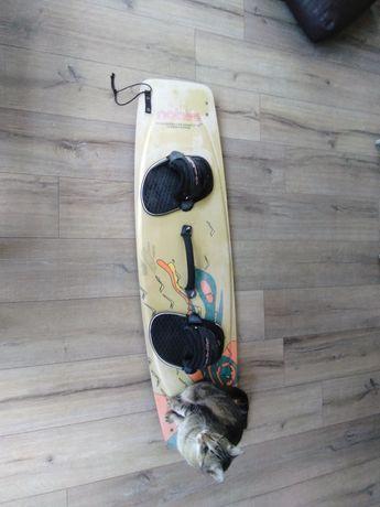 Prancha kitesurf mobile 124×36