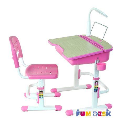 Парта стол и стул-трансформер Fun Desk