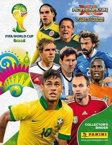 Seria kart FIFA World Cup Brazil 2014