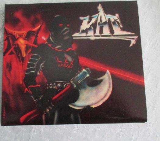 KAT 666  Metal and Hell 2CD wyd. 2011