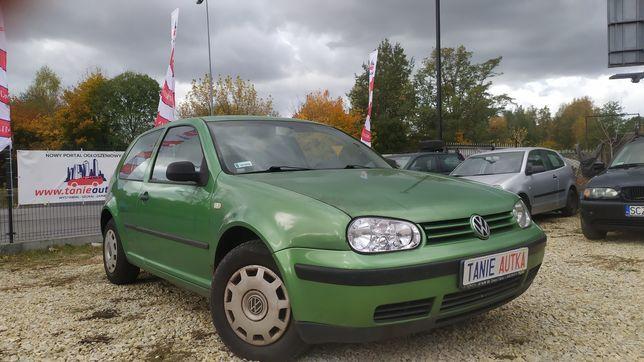 Volkswagen Golf IV 1.4 benzyn // bardzo dobry stan // ekonomiczny //