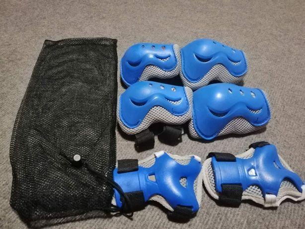Продам набор детской защитной экипировки.