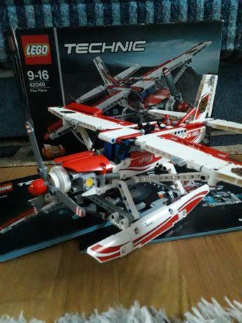Lego(лего) 42040 Пожарный самолет
