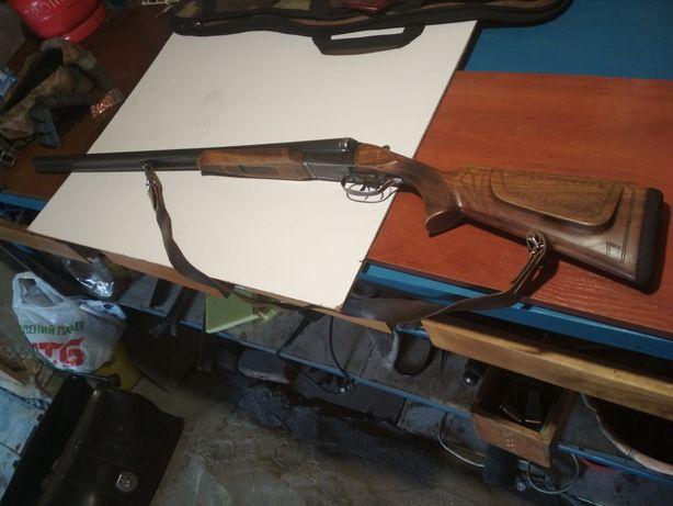 Ружье охотничье иж-58