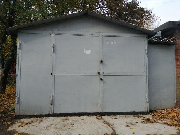 Продам свой гараж металл Павлово Поле 5 мкр