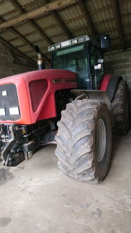 Ciągnik rolniczy Massey Ferguson 8270