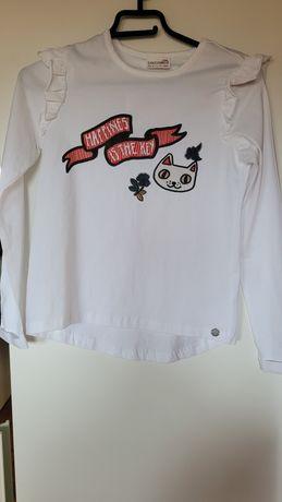 Nowa bluzka dla dziewczynki r. 152 Coccodrillo