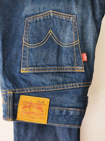 Jeansy spodnie Levi's M