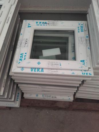 Nowe okna PCV