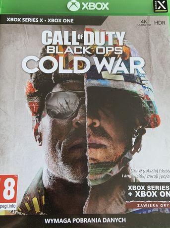 Call of Duty Cold War Xbox Series X, Xbox One