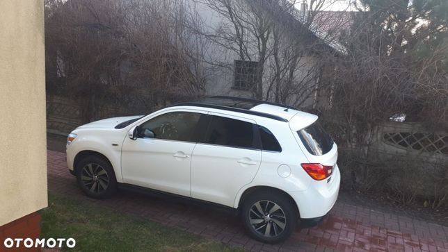 Mitsubishi ASX Sprzedam auto stan idealny