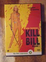 """Filmy DVD """"Uprowadzona"""" """"Kill Bill"""" """"Apocalypto"""" """"Mr.&Mrs.Smith"""