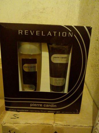 PIERRE CARDIN Revelations zestaw NSP 75 ml + SG 75 ml