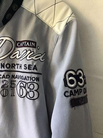 Kurtka Camp David Blue-Original, męska XL
