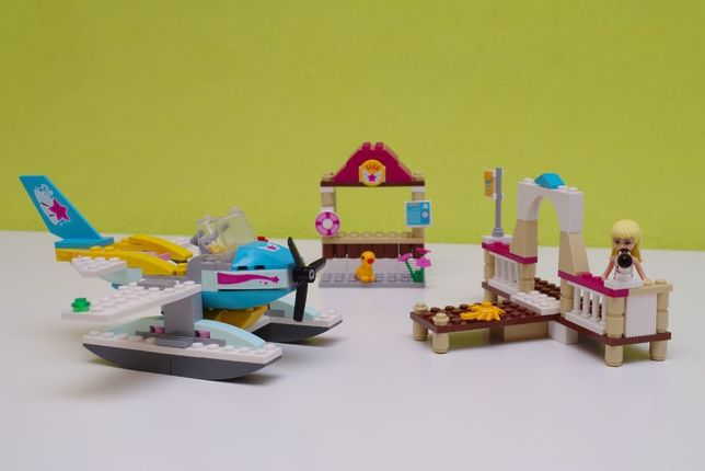Lego Friends 3063 - port lotniczy w Heartlake