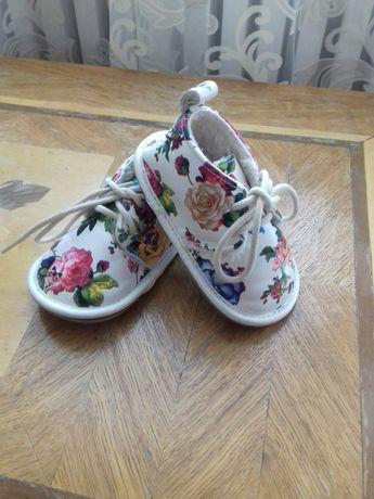 Пінетки черевички