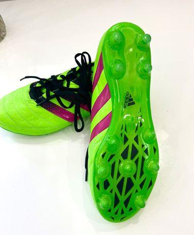 Бутсы 11 шипов Adidas ACE 16.2 FG/AG 43, 9(9,5), 26,5/27,5 см