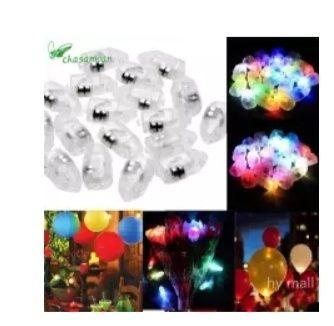 Świetliki do balonów kolor biały