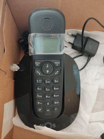 Telefone fixo em caixa, como novo