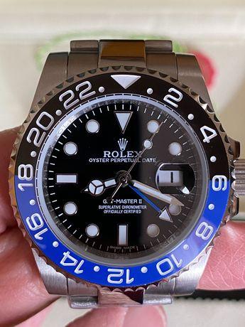 Relógio Automático Rolex Pepsi, Batman, Hulk, Gold e Black ETA 2813