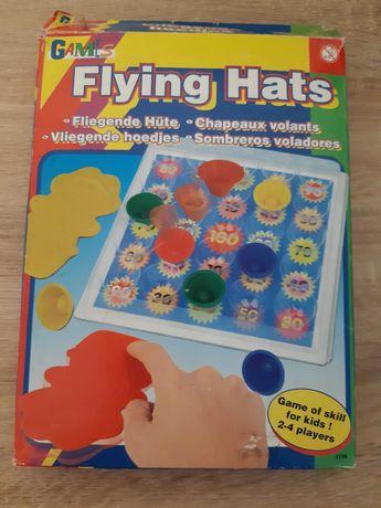 Gra planszowa skaczące kapelusze