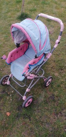 Wózek dla lalki...