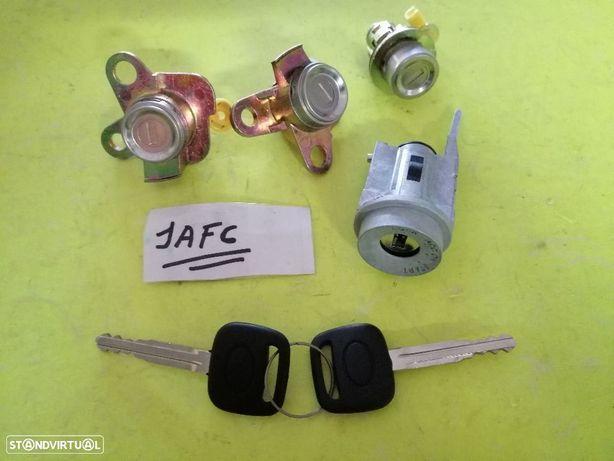 Kit de canhões completo com chaves Toyota Corolla E11 NOVO