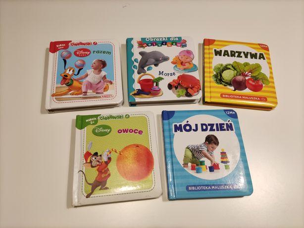 Zestaw książeczek dla dzieci