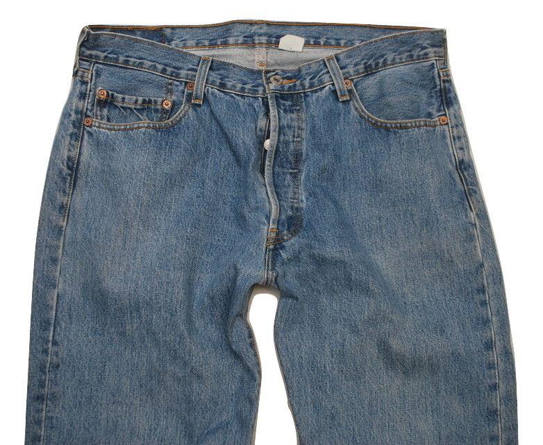 Modne Wygodne Spodnie Jeans Levi's 36/29 501 Białystok - image 1