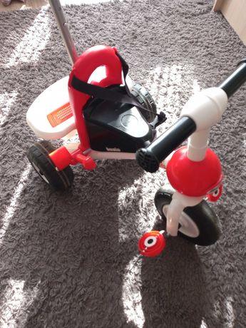 Rowerek trojkolowy dla dziecka