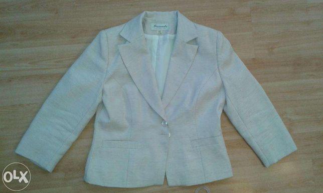 Komplet spódnica bluzka żakiet