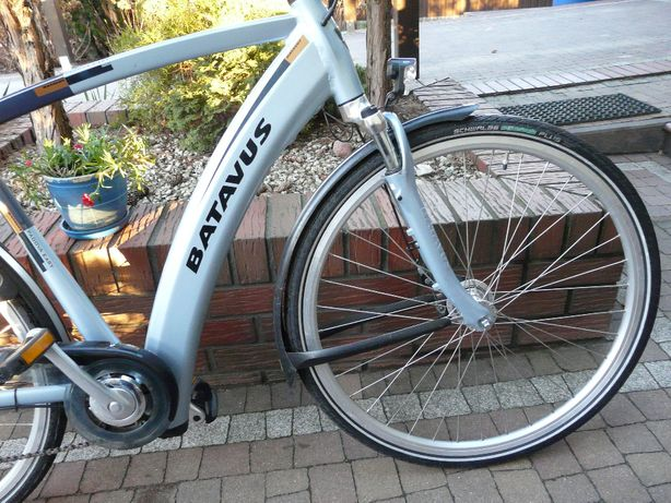 Rower elektryczny BATAVUS Padova Easy - 55cm ,Ładny, zadbany