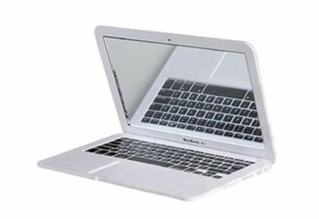 Mini MacBook Air Laptop Pocket com espelho Vidro maquilhagem