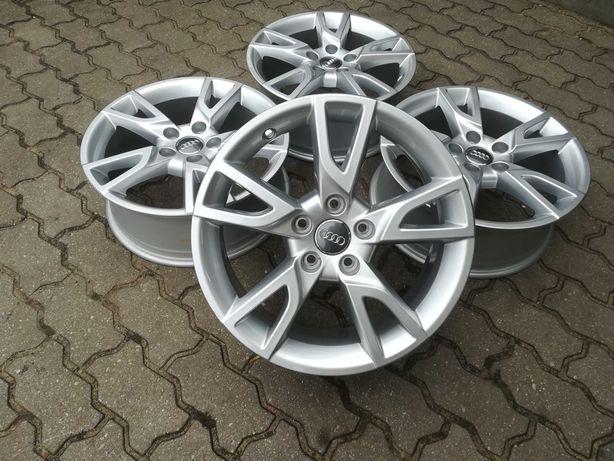Felgi aluminiowe Alufelgi 5x112 R 17 Nowe oryginalne Audi Vw Skoda Sea