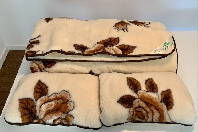 Komplet pościeli kaszmirowej 160×200 + poduszki (60×40)