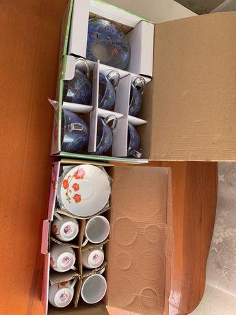 Набор чашки